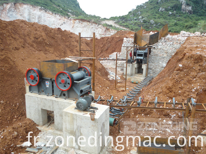 Rock Jaw Crusher