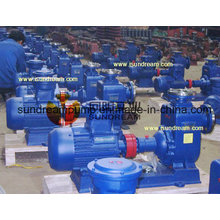 Self Priming Sewage Water Pump with Ce Certificate