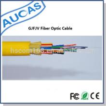 GJFJV cabo de fibra óptica preço por metro 50/125 ou OM1 4 cabo de fibra óptica núcleo