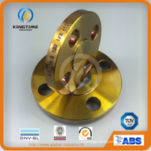 A105n Forged Flange Carbon Steel Blind Bl Flange Forged Flange (KT0310)