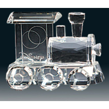 Hot Sale New Design Train Crystal Mold (JD-MX-006)