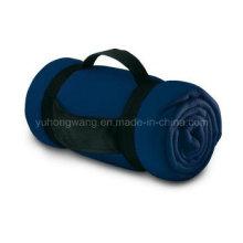 Индивидуальные теплые одеяла для путешествий из флиса