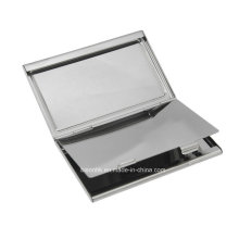 Two-Ply Stainless Steel Name Card Holder