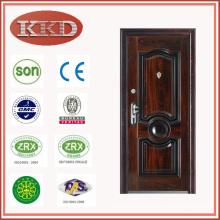 Heat Transferred Anti Theft Steel Door KKD-333 with CE