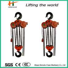 20t Hs-Vt Chain Hoist with CE Certificate