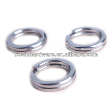 Fashion High Quality Metal Stainless Steel Fishing Split Ring