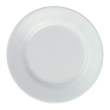 """Melamine""""Invisible """"Series 12"""" Round Plate/Buffet Plate (WT212)"""