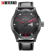 odm quartz watch date frame design hot sale wrist watch