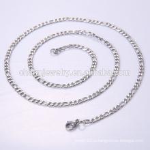 Высококачественная цепочка ожерель из нержавеющей стали Fancy Long BSL002