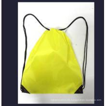 Los bolsos de la promoción, hechos del poliéster 100%, logotipo pueden ser modificados para requisitos particulares