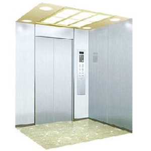 Safe And Low Noise Freight Elevator