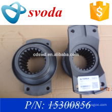 flange yoke forging for terex heavy duty truck parts