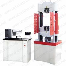 Rebar máquina de prueba universal hidráulica extensible