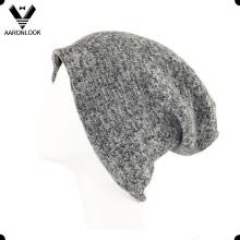Bonnet en acrylique double couche pour hommes