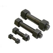 Bolzenschraube ASTM A193 Gr B7 / ASTM A193 B7 A194 2h Bolzen und Muttern / B7 Bolzenschrauben /