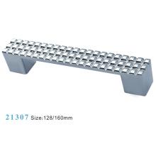 Liga de zinco móveis alça de armário (21307)