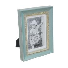 Frame de madeira contínua para a decoração Home