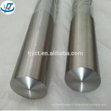 Barre ronde de l'acier inoxydable 304 / tige hexagonale rectangulaire de l'acier inoxydable 316