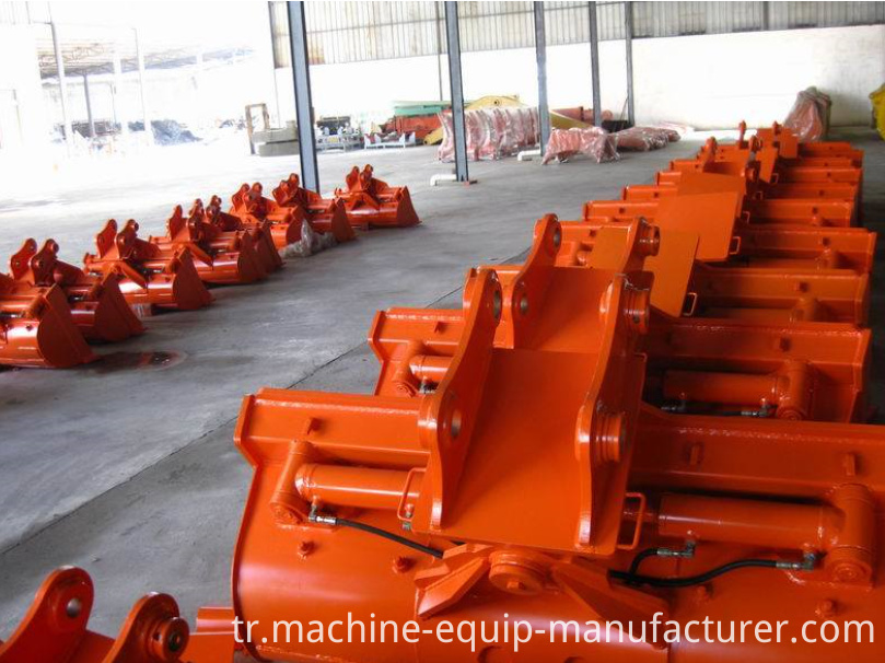 Rock Bucket for Caterpillar Excavator