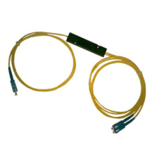 1 * 2 Singlemode Fiber Optic Coulper Fbt mit ABS Paket