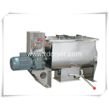 LDH Series Animal Feed Powder Ribbon Mixer