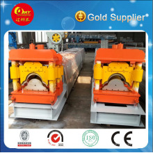 High Quality Ridge Cap Tile Roll Forming Machine