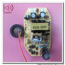 Atomizador Piezo elemento cerámico 25mm 1.7MHz atomizador ultrasónico