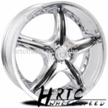 2015 nouveau style de haute qualité suv roues en alliage de rechange jantes