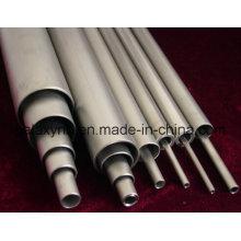 Alta calidad y Durable titanio tubo soldado con autógena