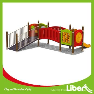 Équipement de terrain de jeux extérieur, équipement de terrain de jeux, aire de jeux pour parc d'attractions sement