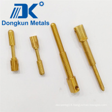 Customized CNC Machining Brass Pin