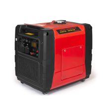 5600kw 5.6kw Diesel Digital Inverter Generator with Ce EPA GS