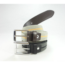 Newly-Designed Elastic Leather Belt of Metal Buckle