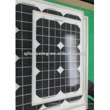 painel de energia solar mono célula solar