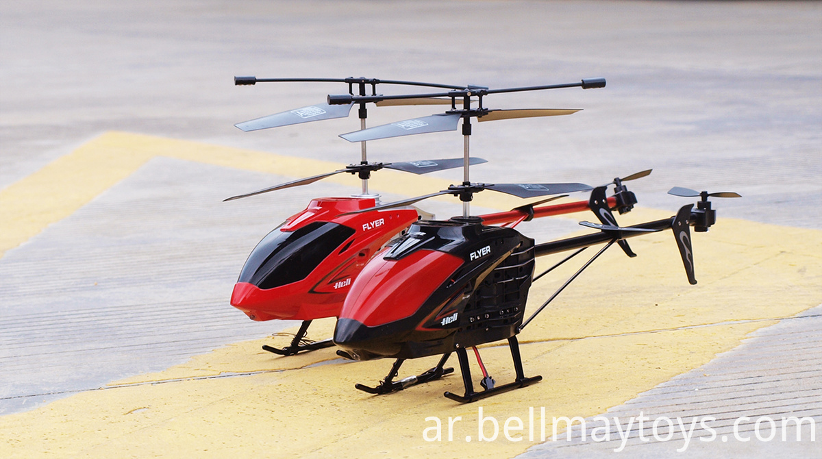 3.5CH Metal RC Helicopter
