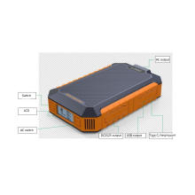 Portable battery bank for iphone