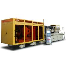 Máquina de moldeo por inyección de preformas PET 210TON
