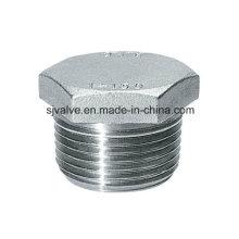 Stainless Steel Thread Hex Plug 150psi