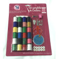 Sewing Kit for Family Travel Use