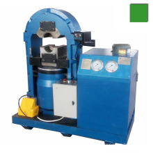 hydraulic wire rope swaging machine