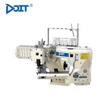 DT62G-02MS-D China DOIT Direct Drive manivela brazo 4 Needle 6 hilo Industrial máquina de coser para traje de buceo