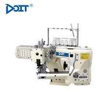 DT62G-02MS-D China DOIT Direct Drive Crank Arm 4 Needle 6 Thread Industrial Sewing Machine For Diving Suit