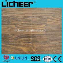 2015 Melhor preço AC3 / AC4 em relevo superfície laminado Flooring