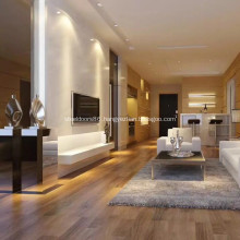 5MM Beautiful Wood Pattern Click Wpc Vinyl Flooring