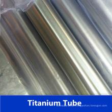 Seamless Gr2 tubo de titânio de aço inoxidável da China Factory