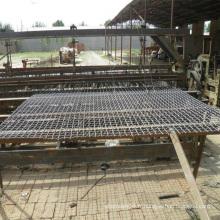 Treillis métallique serti pour l'exportation