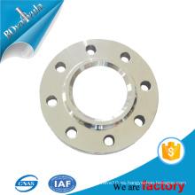 """1/2 """"- 24"""" gama completa de tamaño de acero brida estándar en astm a216"""