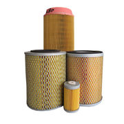 High Efficiency Air Filter Cartridge For Truck , Replacement Air Filters
