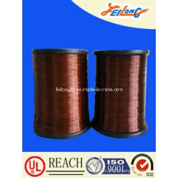 Le fil rond émaillé en aluminium résistant à la température de classe 200