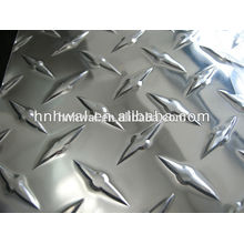 Factory price embossed/checkered aluminum tread